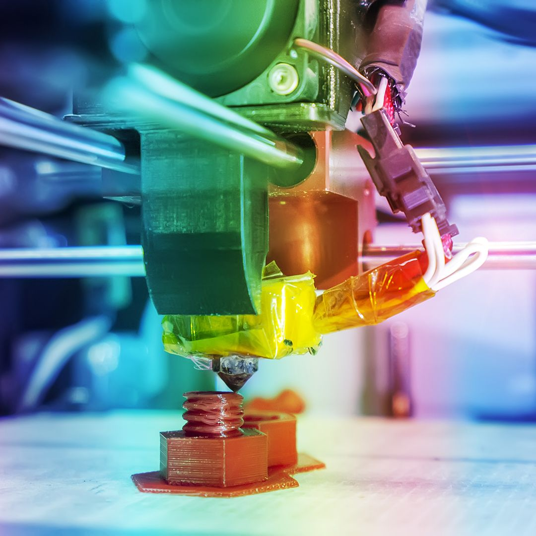 3D Printing Revolutionizing Industries