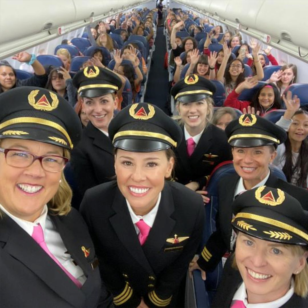 Next Generation of Women in Aviation